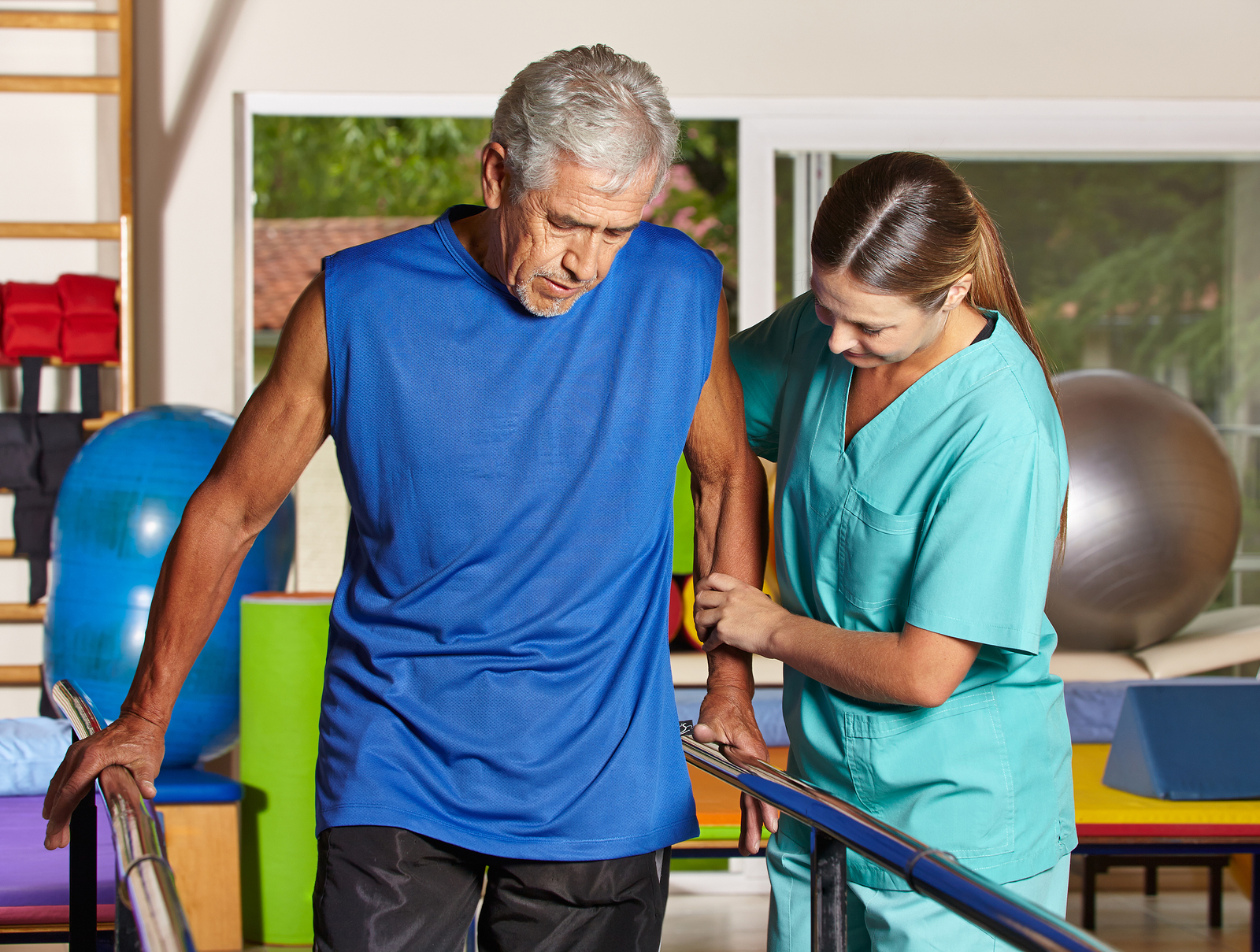 Exercise rehabilitation Lexington chiropractor